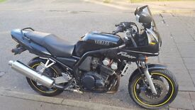 Fazer 600 Looking for a swap for sports bike