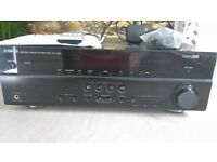YAMAHA AV AMPLIFIER RX V667 FULL WORKING ORDER SURROUND SOUND GREAT CONDITION WITH REMOTE CONTROL