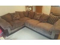 Corner sofa must go !!