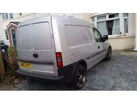 Vauxhal combo 1.7 dti (Quicksale)