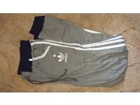 Brand new Adidas track suits bottom lower and shorts