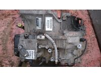 Volvo, Ford, Renault, AISIN 55-51SN automatic gearbox