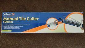 Vitrex Manual Tile Cutter - 500mm