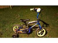 Childs bike boys