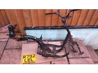 Peugeot zenith 50cc moped PARTS will post