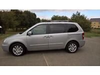 2008 Kia Sedona AUTOMATIC 7 Seater with CRUISE Control, built in DVD Player...