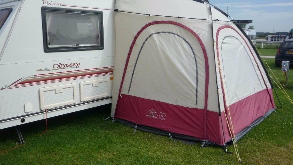 Base Camp Panorama Xl Porch Awning In Norwich Norfolk