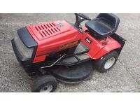 Lawn ride on mower/Lawn tractor