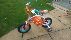 Gorgeous boys disney planes bike. Perfect for Xmas!