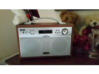 Dab radio, lovely condition, gd sound, great price