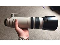 Canon EF 100-400mm lens
