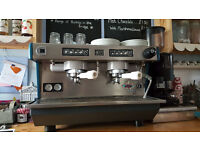 Commercial Coffee Machine & Grinder & knock out box, Extras Avaliable