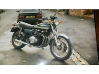 Kawasaki Z1000 1977 classic