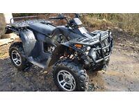 Quadzilla 300 4wd ATV