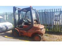 Forklift - spares or repair
