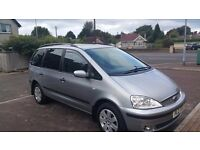 Ford Galaxy Zetec - 7 Seater