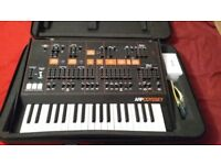 KORG ARP Odyssey (Mini Keys version) with carry case - excellent condition