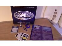 Family Fortunes Board Game.