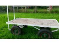 Heavy duty cart /barrow