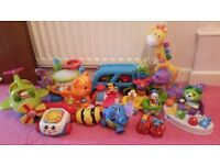 Bundle of kids toys