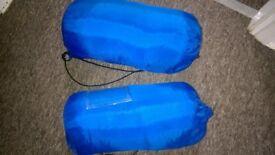 Adult size sleeping bags