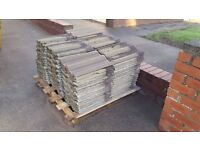 MUST GO! 100 Marley Double Roman Roof Tiles. Collection only