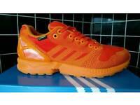 Adidas zx flux gortex ... UK 7.5