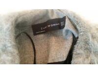 ZARA Grey Jacket Size 12