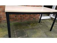 Solid wood desk study table office classroom