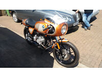 BMW R100 RS 1981 cafe racer