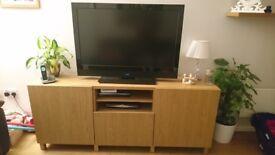 Ikea Oak TV Unit