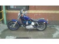 Harley sportster 1977 1000cc