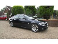 2010 BMW 320D SE BUSINESS EDITION 4 DOOR SALOON 3 SERIES 2.0 DIESEL 6 SPEED CAR