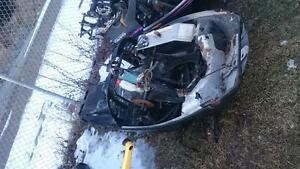2000 polaris indy 500 long track chassi with ownership