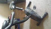 Stepper and workout Bicycle