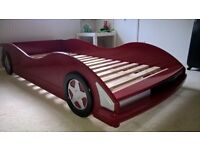Kids racing car bed for sale