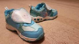 """Disney Frozen"" trainers size 8"