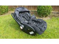 Car baby seat carrier