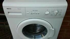 Beko washing machine in good working order
