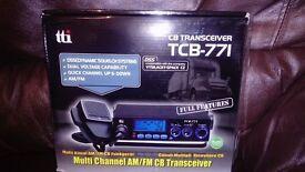 TTI TCB 771 cb radio brand new