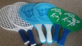 Beach bats x 3