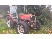 1994 MASSEY FERGUSON 3065 4WD TRACTOR