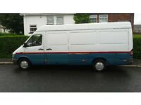 YEAR 2006 MERCEDES SPRINTER 311 CDI LONG WHEEL BASE,£1995,master,cars,crafter,lt,motor home,camper,