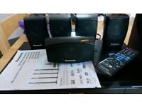 Panasonic Blue Ray home theatre sound system