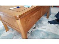 Oak Furniture Land Orrick Coffee Table