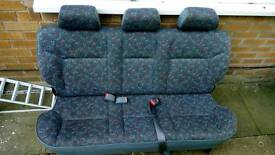 Rear bench Peugeot 806 fiat ulysse citroen synergie and others