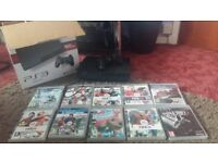 Play station 3 plus games and still have box one control good condition