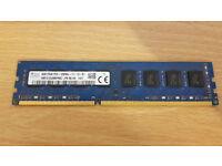 SK Hynix 8GB RAM memory DDR3 1600 HMT41GU6MFR8C-PB