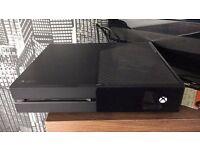 Xbox One 500gb + FIFA 17