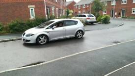 Seat leon tdi 142 bhp (possibly swap for right car)